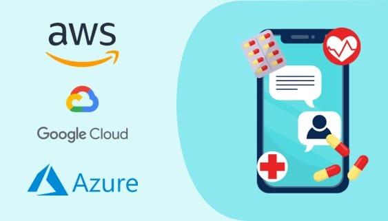 healthcare industry in cloud