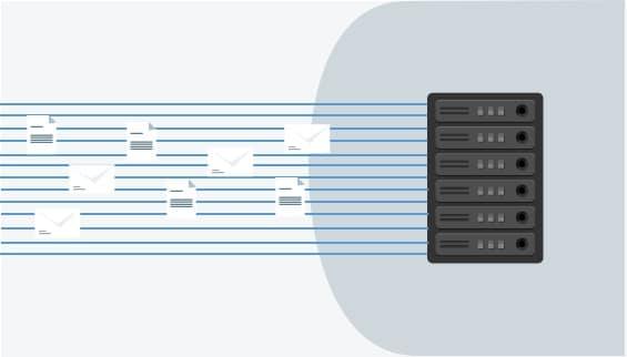 Hight traffic server management