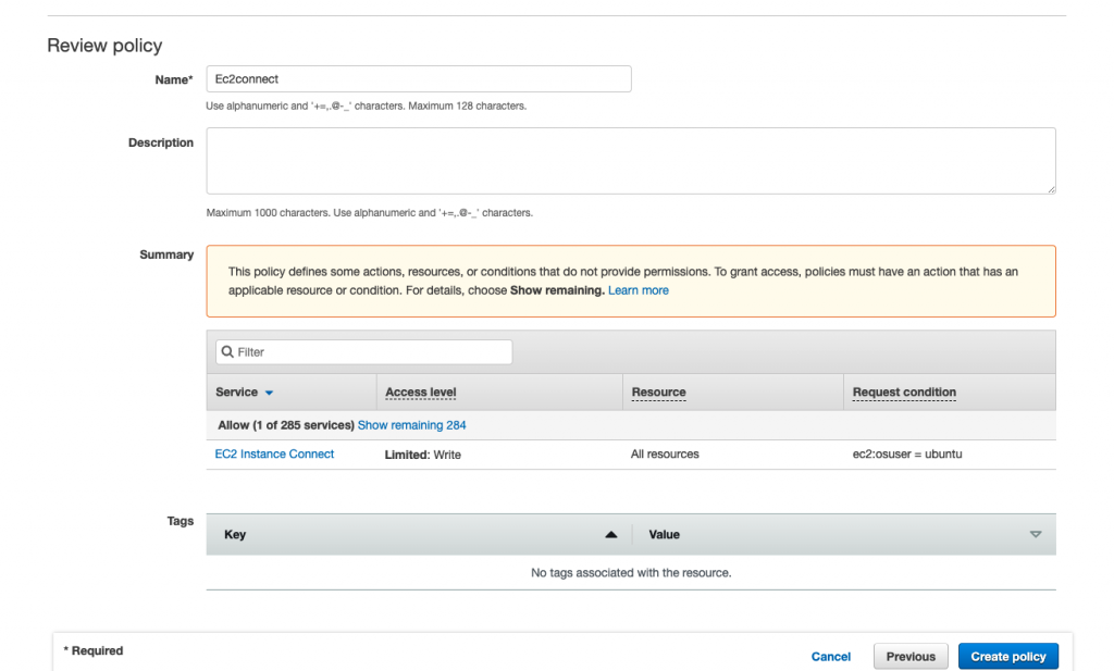 How To Configure AWS EC2 Instance Connect